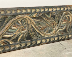 Old Carved Architectural Panel 217