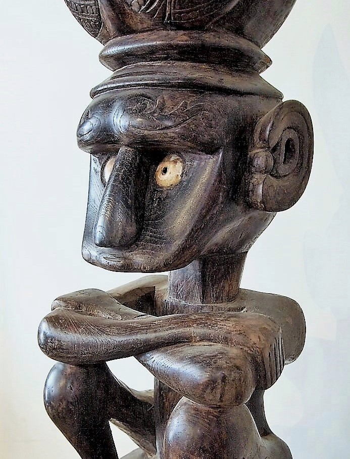 Large Tribal Ancestor Figure Statue