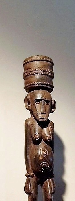 Tribal Ancestor Figure Statue
