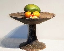 Old Balinese Offering Tray