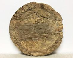 Old Teak Plate