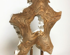 Organic Art Teak Root Sculpture