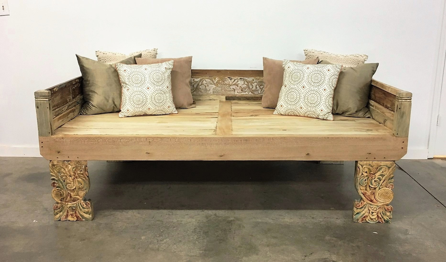 Large Balinese Daybed