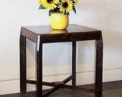 Vintage Deco Teak Table