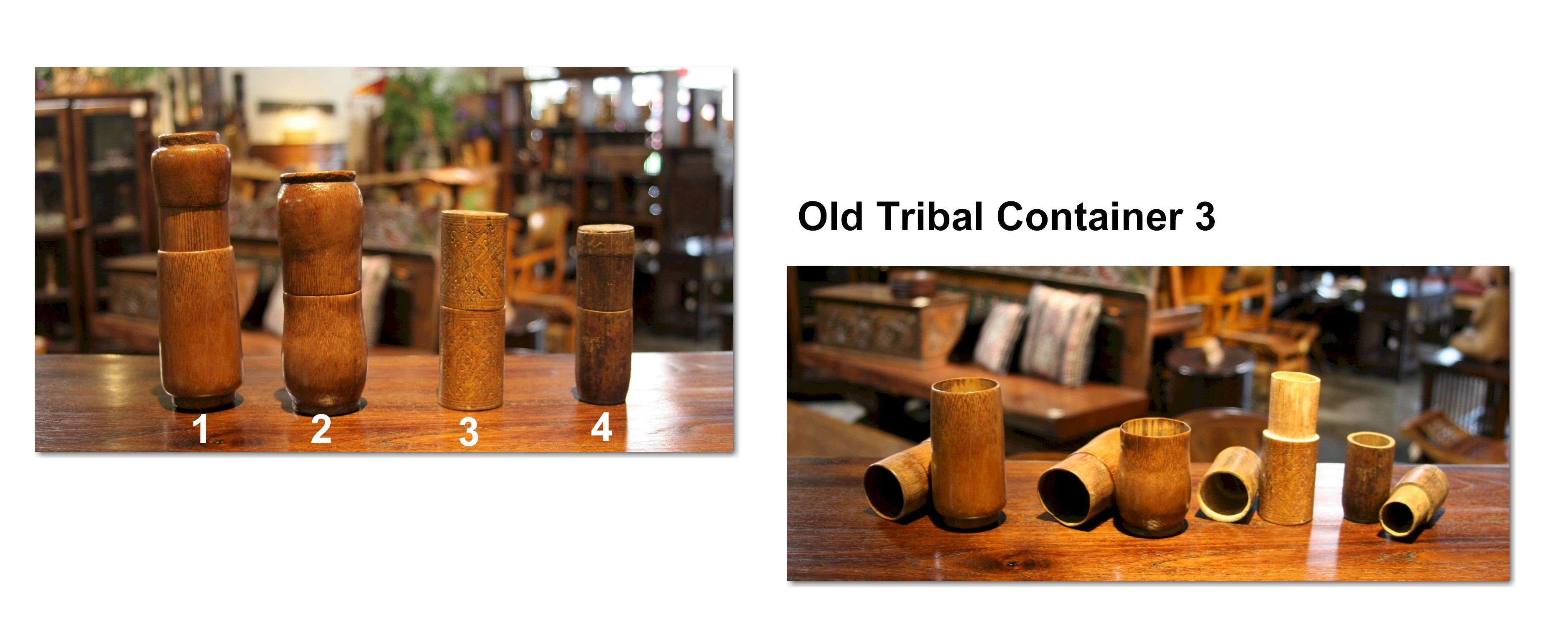 Old Triibal Container 3