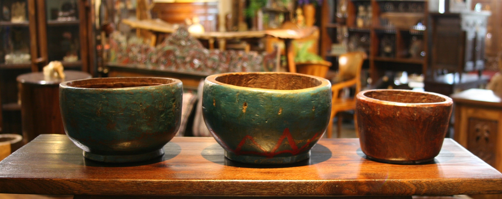 Old Rustic Bowl 2