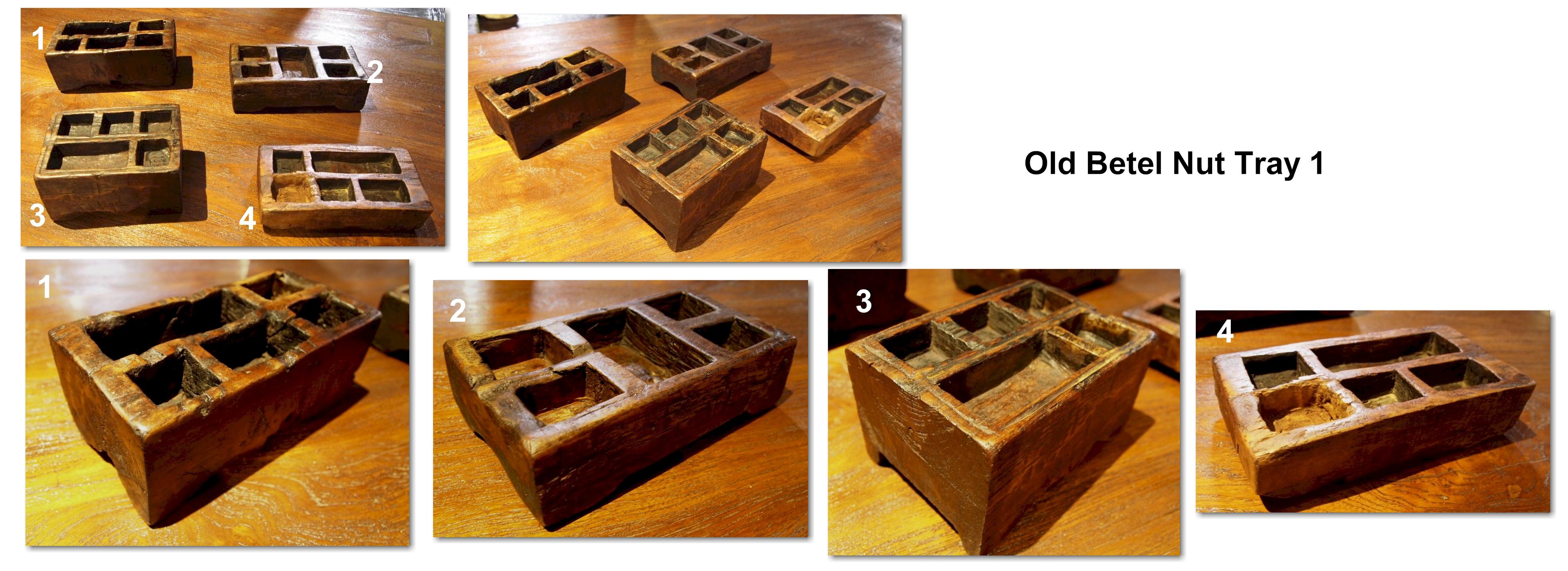 Old Betelnut Tray 1