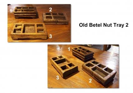 Old Betelnut Tray 2