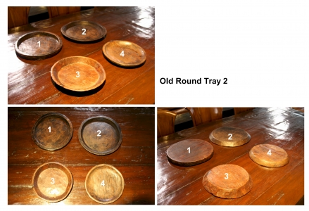 Old Round Tray 2